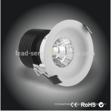 Factory Direct Sale High bright chip led downlight for accent lighting