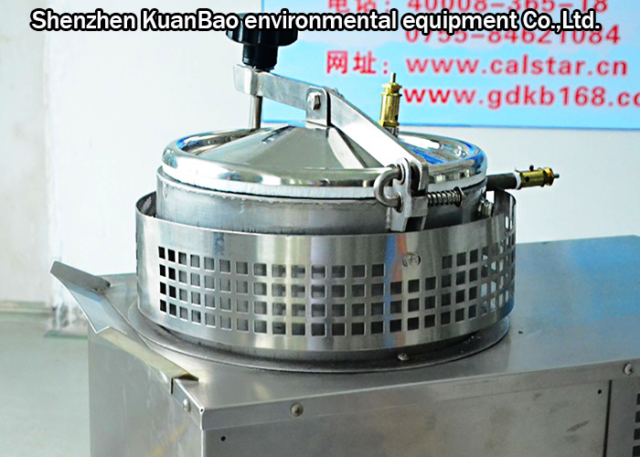 Special solvent Recycling machine for furniture