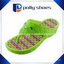 Colourful Womens Beach Wedges Platform Massage Flip Flop Sandals