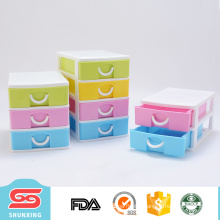 hot selling fashion style small tabletop storage drawer from China