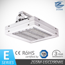 90W High Lumen with CE RoHS Certificated LED Gas Station Canopy Light