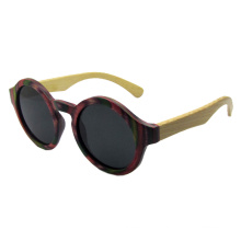 Seckill Wooden Sunglasses (SZ5689-1)