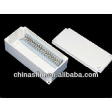 Tibox Plastic Terminal Block Box Tj-20p-S