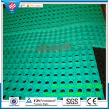 Outdoor Rubber Flooring Anti Slip Rubber Mat