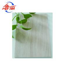 Contrachapado comercial de okoume de 4 mm para muebles