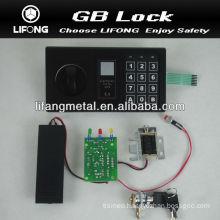 Factory directly offer cheap digital keypad safe lock for safe box