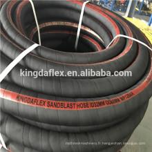 Tuyau de sablage d'approvisionnement d'usine / tuyau de sablage / tuyau de souffle de sable