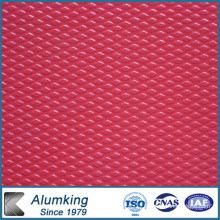 Diamond Checkered Aluminum/Aluminium Sheet/Plate/Panel for Package