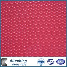 Diamond Checkered alumínio / folha de alumínio / placa / painel para o pacote