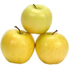 Köstliche goldene Apfel saftige süße Apfel