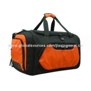 Sports Duffle Bag from Polyester Mesh for Promotional, Gear, Sports, Equipment Storage, Travel