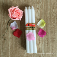 Décoration de la maison Big White Velas Candles Wax