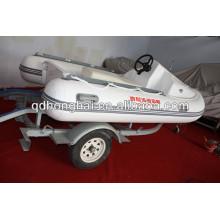 barco inflável lancha