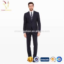 Mens Formal Suit Calças Calças
