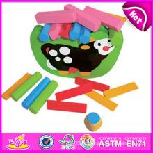 2014 Holz Balance Intelligenz DIY Baby Spielzeug Spiel W11f033