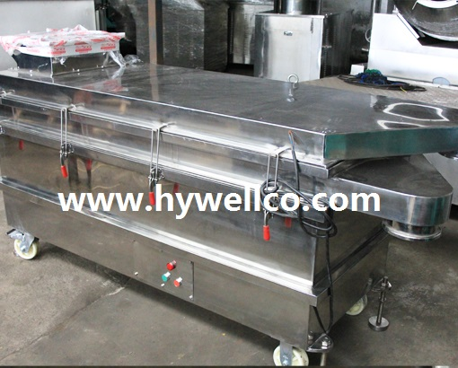 Liner Vibrating Screen