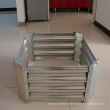 Hot sale customized galvanized raised bed garden