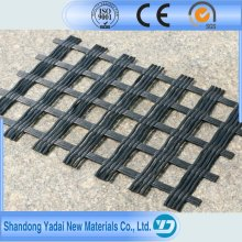 Fiberglass Geogrid with Ce Certificate on Sale for Road Construction