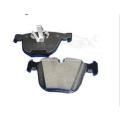 Неасбестовая тормозная колодка Замена для BMW 34216790966