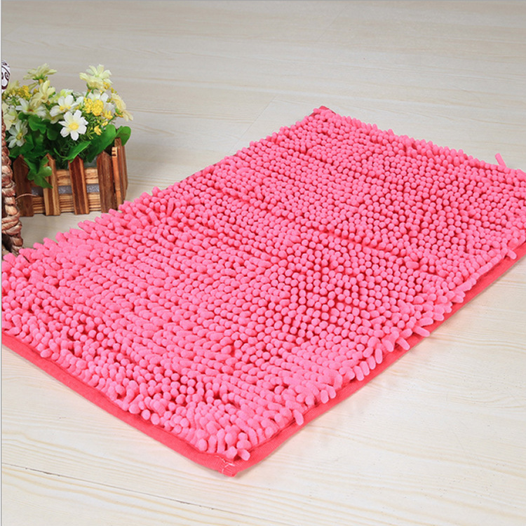 Colorful Pink Rug
