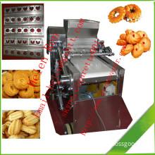 Cookies biscuit extruder forming machine