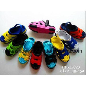Children Garden Shoes, Kids EVA Clogs, Casual Beach Slippers for Children