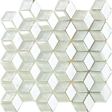 Hexagon Style Split Mosaic Bersama