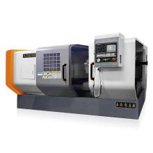 Máquina herramienta automática de torno de torneado de metal CNC