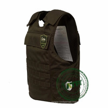 Police Patrol Body Armour Stab and Bullet Proof Vests Kevlar Overt Body Armour - Made from 100% DuPont Kevlar