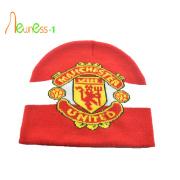 Custom Sport Knit Beanie hat With Jacquard Logo