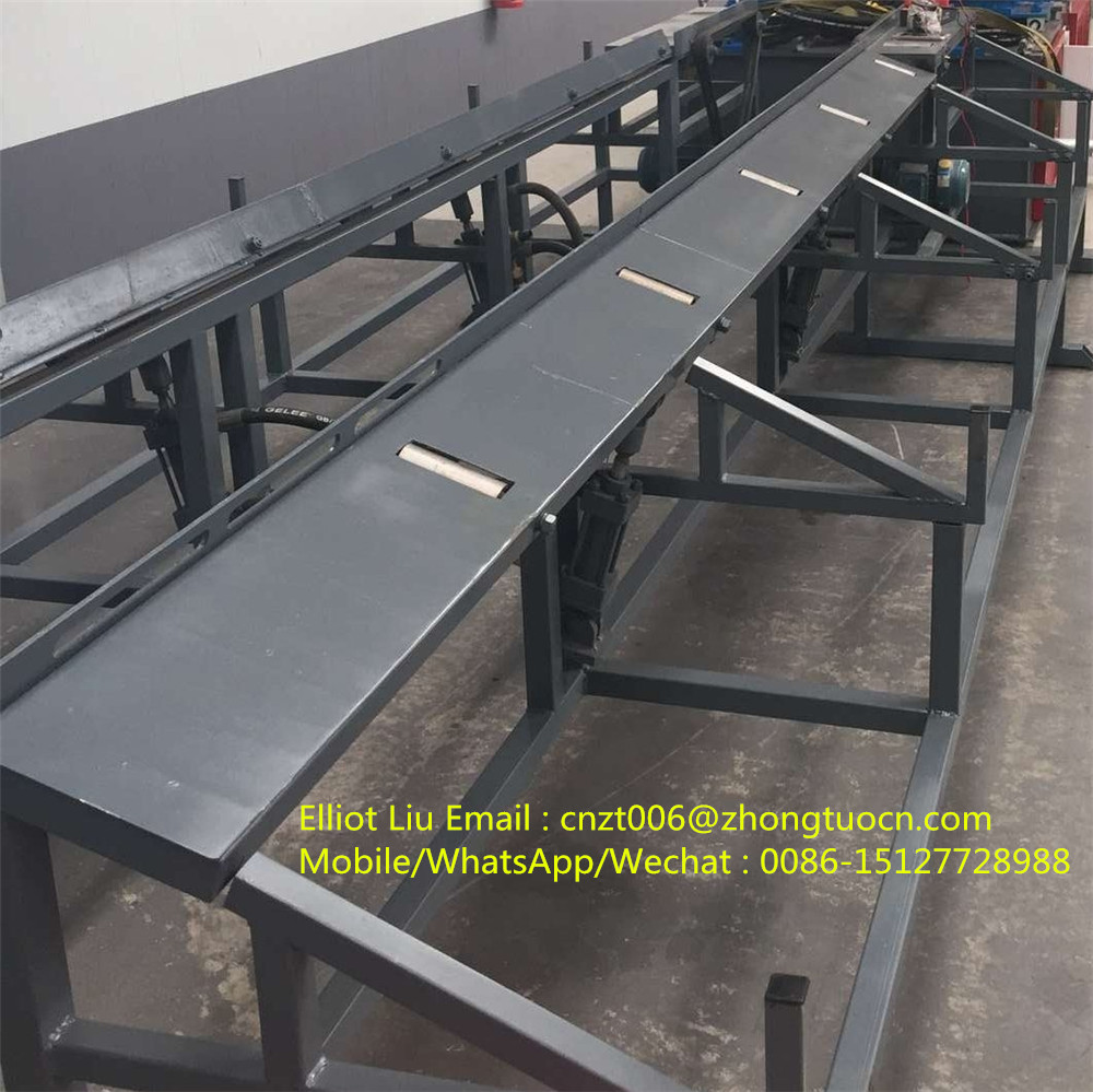 Ceiling system roll forming machine (5)