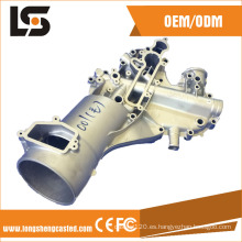 Cámara caliente a presión el alojamiento de aluminio del filtro de aceite auto del método de la fundición