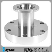 Adaptateur tubulaire CF-KF en acier inoxydable 304