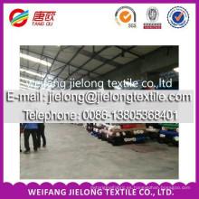 nueva acción de la tela del spandex del color100% COTTON en weifang para la ropa