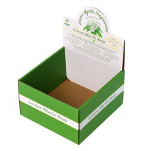 Custom Design Print Papier Display Box Karton