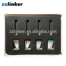 China Made 20pcs/box Dental Fiber Post with Drill