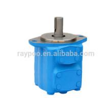 Pompes à palettes hydrauliques 25VQ vickers pour machine à découper la ceinture à plaque hydraulique