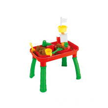 Sommer-Spiel-Set 18PCS Kinder Kunststoff Sand Strand Spielzeug (10217454)