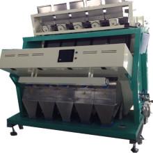 Maquinaria agrícola macadamia tuercas máquina de clasificación de color CCD tuerca Color Clasificador