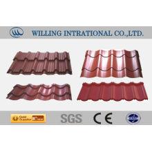 Chapa de aço galvanizado ondulado com preço