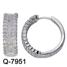 Neue Entwurfs-Art- und Weiseschmucksache-Ohrringe Huggies mit Fabrik-konkurrenzfähigem Preis