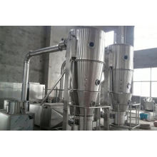 2017 LDP series Fluid bed coater, SS fluidized spray dryer, flow material spray drying granulation