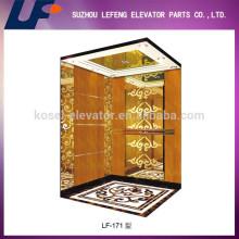 Gearless Traction Passenger Elevators, Electrical Steel Indoor Lift