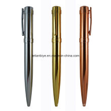 Rose Gold Metal Advertising Pen Promotional Ball Pen