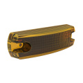PC Lens Trailers Clearance Side Marker Lampor