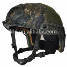 New Product 2017 US Standard kevlar schusssicherer ballistischer helm der stufe 3a