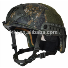 New Product 2017 US Standard kevlar bullet proof level 3a ballistic helmet