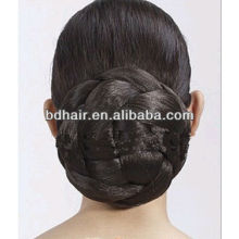 New Arrival hair chignon, bun hairpiece,High Quality wigs hair chignon