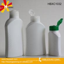 100ml / 200ml / 300ml HDPE Récipient à shampooing en plastique