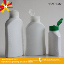 100ml/200ml/300ml HDPE Plastic shampoo container
